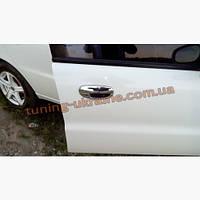 Накладки на ручки Carmos на Daewoo Lanos 1997 седан
