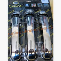 Накладки на ручки Carmos на Ford Connect 2002-2014