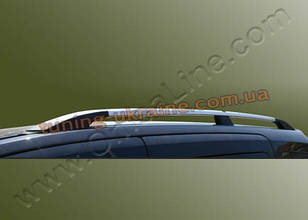 Рейлинги хромированные тип Premium на Kia Soul 2009-2013