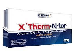 Жиросжигатель Biogenix X Therm N Tor 90caps