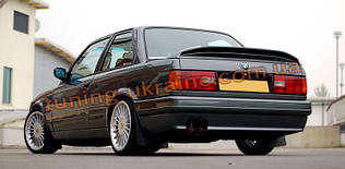 Задний бампер M Tech 2 на BMW 3 E30 1982-1991