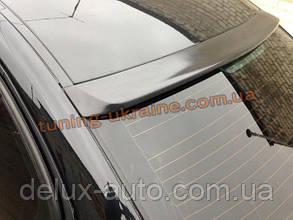 Спойлер-бленда на стекло из стеклопластика на BMW 3 E90 2005-2012