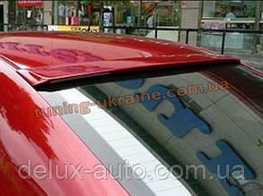 Спойлер-бленда на стекло из стеклопластика на Lexus is 250 2005-2012