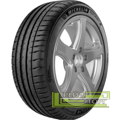 Летняя шина Michelin Pilot Sport 4 245/40 ZR18 97Y XL