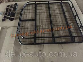 Багажник-корзина 150х130 с сеткой