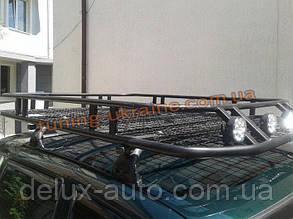 Багажник-корзина 170х120 с сеткой