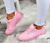 Женские кроссовки LILA pink