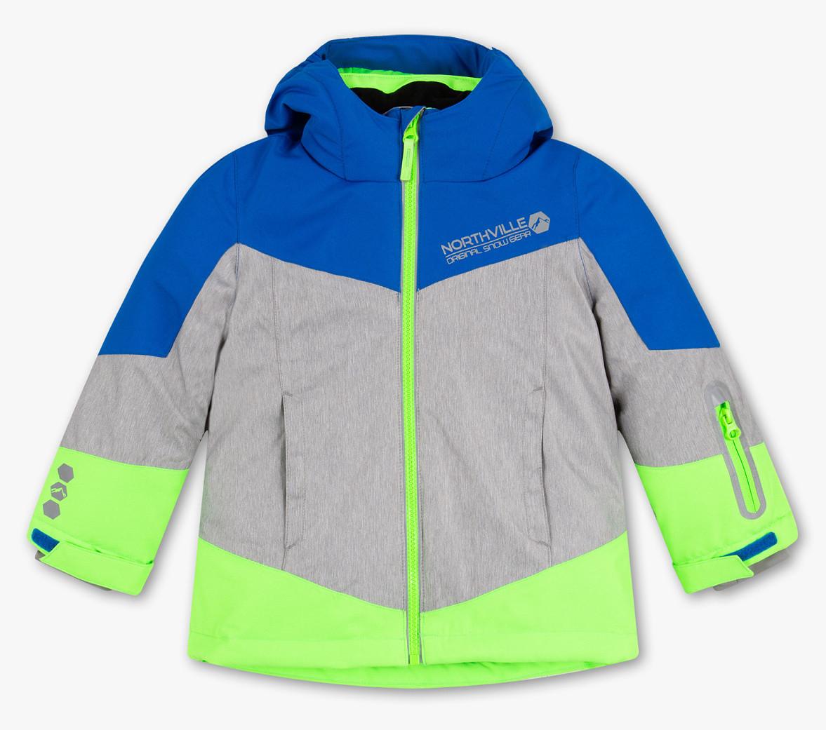 Лыжная куртка зимняя для мальчика C&A Германия Размер 104