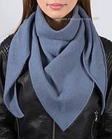Модный вязаный аксессуар Бактус BS-5 цвет синева