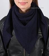 Модный вязаный аксессуар Бактус BS-5 цвет индиго
