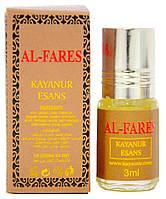 Замечательные масляные духи Al Fares (Аль Фарис) от KAYANUR ESANS