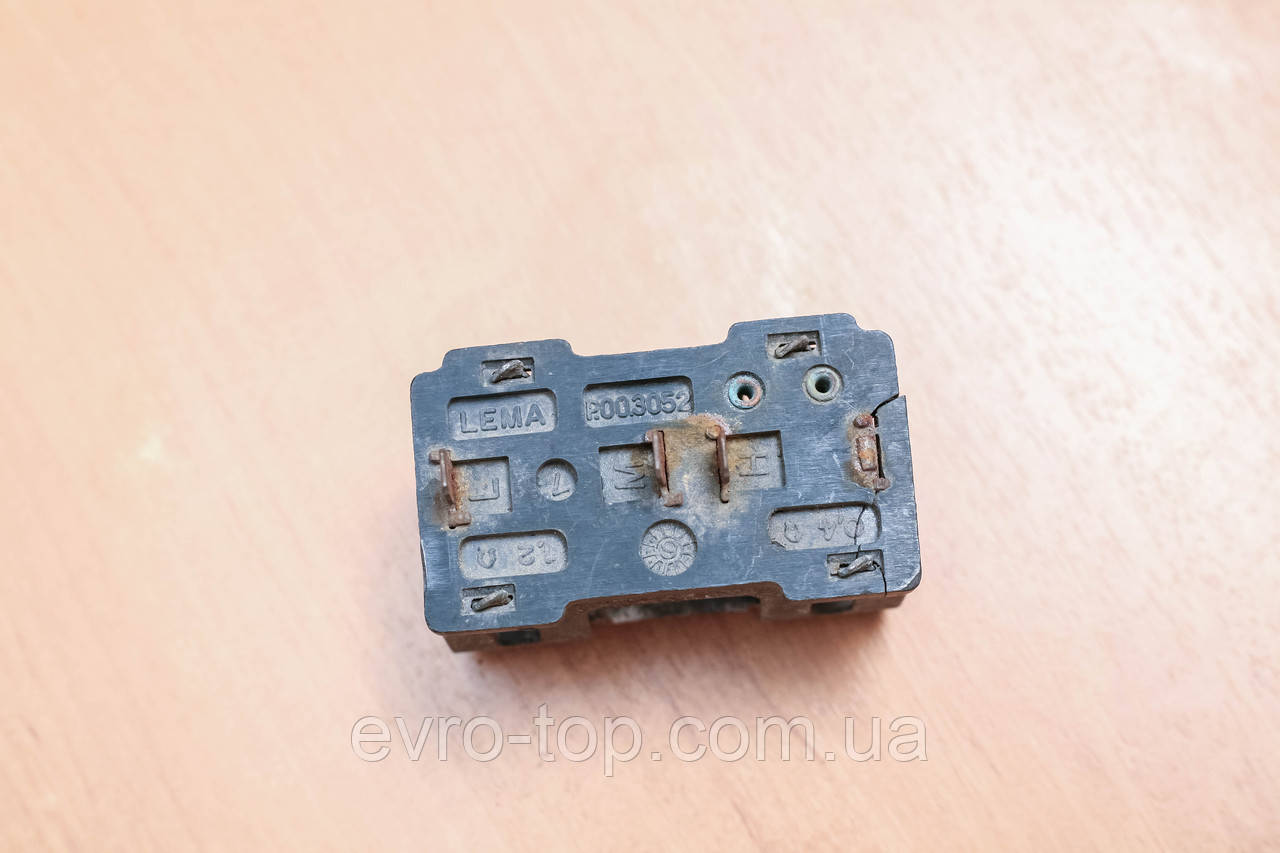 Реостат / резистор предварительного нагрева на Ford Cargo 0813 1981- P003052