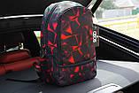 Городской рюзкак Asos (black/red), стильный рюкзак, фото 2