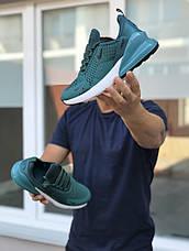 Мужские летние кроссовки Nike Air Max 270,бирюзовые 41,46р, фото 3