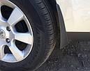 Брызговики MGC Nissan Tiida (Ниссан Тиида) 2005-2011 г.в. комплект 4 шт KE788EM085, G8810EM100, фото 7
