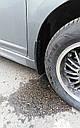 Брызговики MGC Nissan Tiida (Ниссан Тиида) 2005-2011 г.в. комплект 4 шт KE788EM085, G8810EM100, фото 8