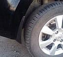 Брызговики MGC Nissan Tiida (Ниссан Тиида) 2005-2011 г.в. комплект 4 шт KE788EM085, G8810EM100, фото 9