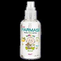 Детское масло для тела Baby Love Farmasi (1102061)