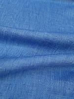 Льняная костюмная ткань с меланжевым эффектом, фото 1