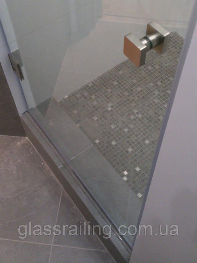 Steklyannaya dushevaya dver