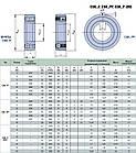 Обгонная муфта CSK 12 (2RS) (P) (PP) (P-2RS) (PP-2RS) / UK 12 / BB 12, фото 3