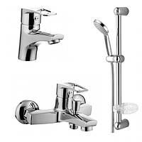 Набор смесителей для ванны IMPRESE Lidice 036140