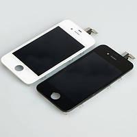 Дисплейный модуль для Apple iPhone 4 оригинал (белый, черный)