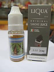Жидкость для электронных сигарет Liqua Davidoff 10 мл