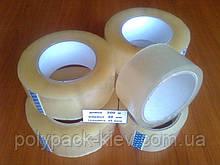 Скотч 200 метров, прозрачный, прочный, широкий, универсальный, упаковочная клейкая лента купить