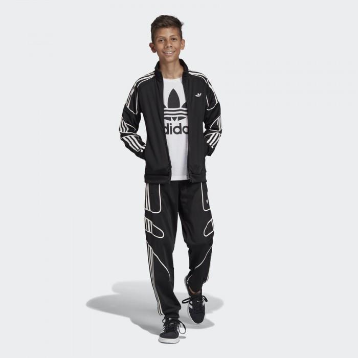 Детская олимпийка Adidas Originals Flamestrike DW3860