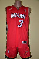 Баскетбольная форма Майами Хит