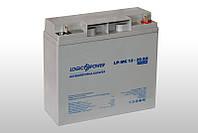 Аккумуляторная батарея LogicPower LP-MG 12V 20Ah мультигель