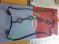 Прокладка крышки клапанов Ланос Нексия 1.6 16V Corteco 440001P OE 96353002