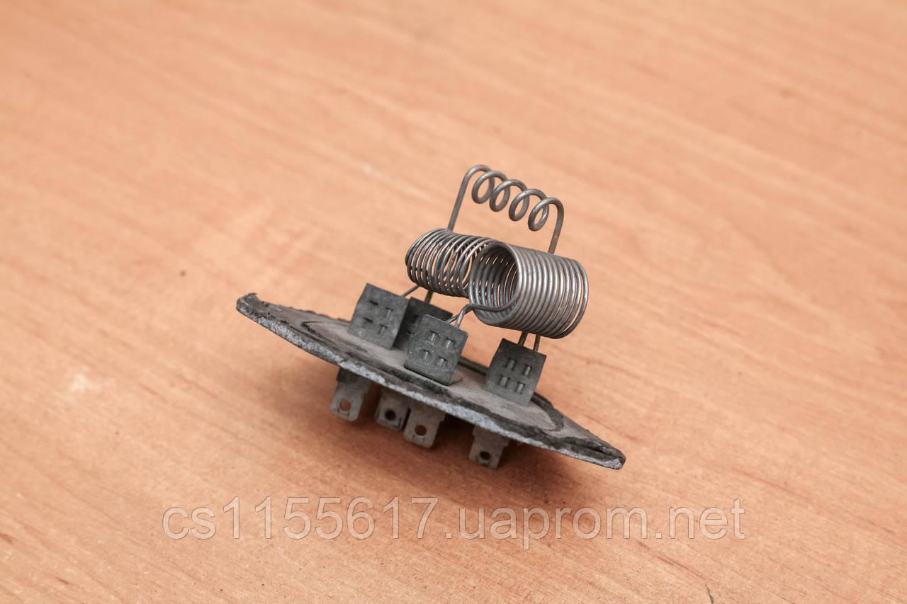 Резистор / реостат вентилятора печки отопителя Volvo 440, 480 Turbo 3096189