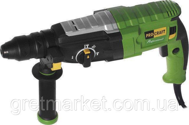 Перфоратор Procraft BH 1250 DFR