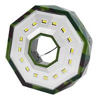 Кемпінговий ліхтар Luxury BL-983 16 SMD, петля для підвісу, магніт
