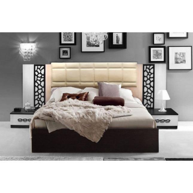 Кровать Селеста 160 (без каркаса) Мастер Форм
