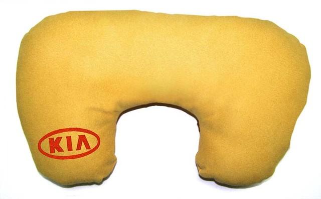 "Подушка рогалик ""Kia"""