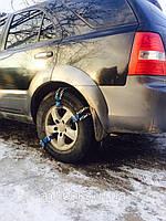 Браслеты противоскольжения БУЦ внедорожник,кроссовер,микроавтобус, фото 1