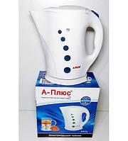 Электрический чайник на 2 л A-Plus AP-1513