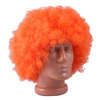 Парик Клоуна оранжевый