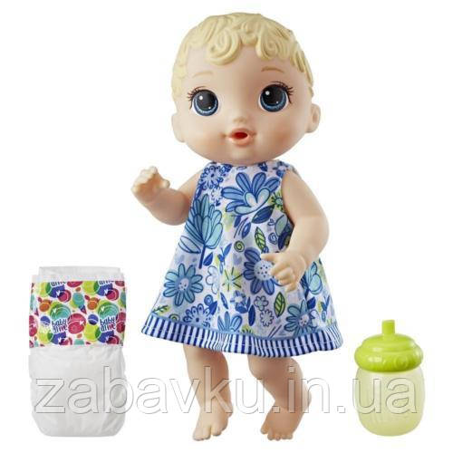 Лялька Пупс Baby Alive Baby Alive Lil´ Sips Baby - Blonde Sculpted Hair