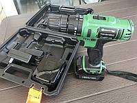 Шуруповерт ударный Craft-tec PXCD-18-2Li-impact