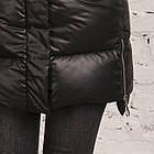 Женская куртка на зиму с экопухом сезон 2020 - (модель кт-691), фото 2