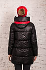 Женская куртка на зиму с экопухом сезон 2020 - (модель кт-691), фото 3