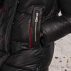 Женская куртка на зиму с экопухом сезон 2020 - (модель кт-691), фото 5