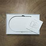 Беспроводное зарядное устройство AirPower Wireless Charger 3 в 1 с технологией QI для iPhone, Apple Watch, Air, фото 9