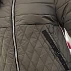 Куртка женская на зиму сезон 2020 - (модель кт-455), фото 3