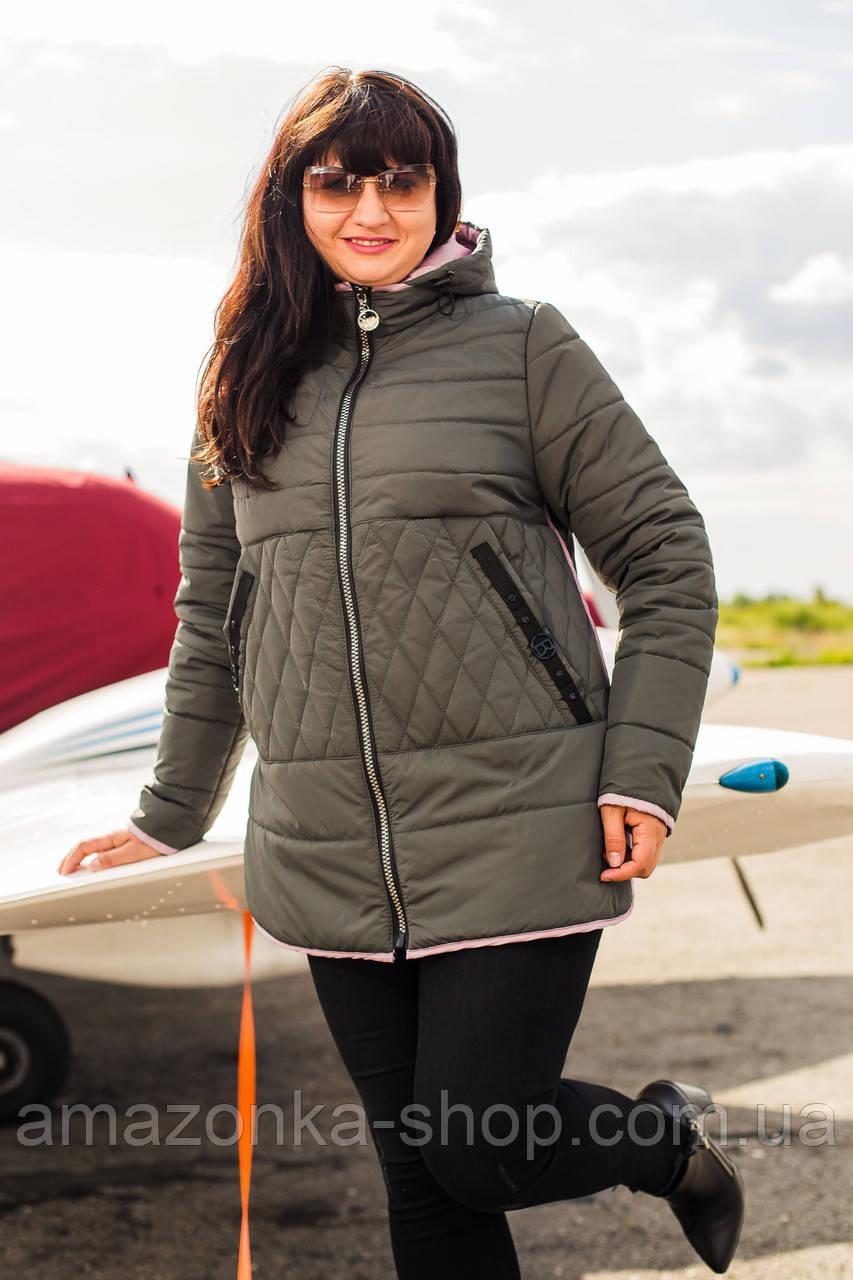 Куртка женская на зиму сезон 2020 - (модель кт-455)