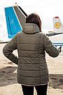 Куртка женская на зиму сезон 2020 - (модель кт-455), фото 4